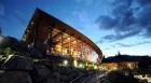 Squamish Lil'Wat Centre
