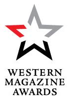 western magazine award logo