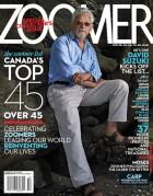 Zoomer Magazine cover