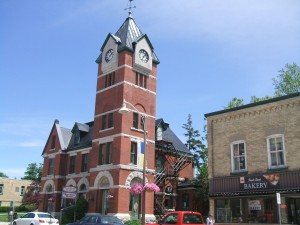 Wingham town hall