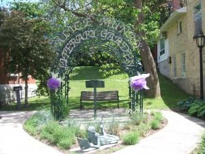 Literary Garden