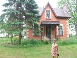 Alice Munro's house